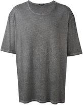 Unconditional oversized Shotgun T-shirt - men - Cotton - XS