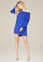 Bebe Dionne Off Shoulder Dress