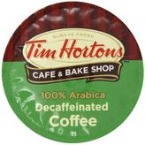 Keurig 18-Count Tim HortonsTM Decaffeinated Coffee for Single Serve Coffee Makers
