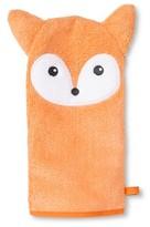 Circo Newborn Fox Wash Mitt - Orange