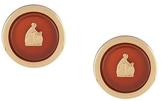 Lanvin Mother and Child stud earrings