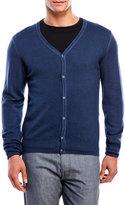Crossley Long Sleeve Merino Wool Cardigan