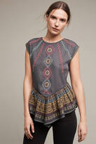 Maeve Neysa Embroidered Top