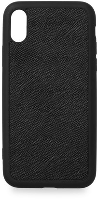 Tde Leather iPhone X Case
