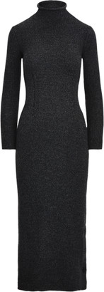 Ralph Lauren Cashmere Mockneck Jumper Dress
