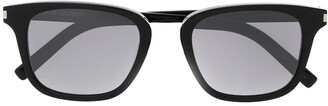 Saint Laurent SL341 square-frame sunglasses