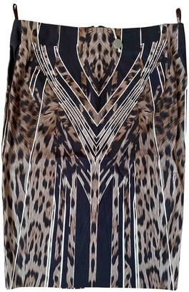 Roberto Cavalli Brown Skirt for Women