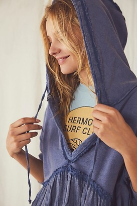 Free People Sunday Morning Hoodie