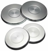 Kitchen Craft Set of Four Stainless Steel Hob Covers