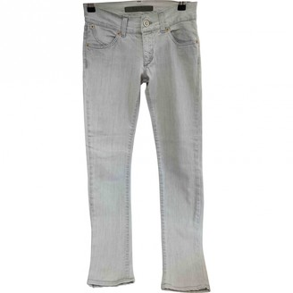Superfine Grey Denim - Jeans Jeans for Women