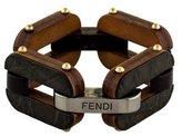 Fendi Wooden Link Bracelet