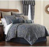 Rose Tree Preston Damask Ogee Reversible Comforter Set
