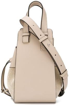 Loewe mini Hammock drawstring bag