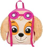 Paw Patrol Paw Patrol Sky Embrioded Plush Front Backpack