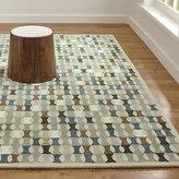 Crate & Barrel Kepler Wool Rug