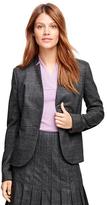 Brooks Brothers Saxxon Wool Plaid Jacket