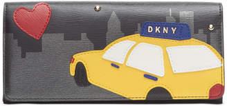 DKNY Bobi Taxi Wallet