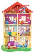 Peppa Pig Peppa Pig's Lights & Sounds Family Home