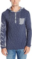 Buffalo David Bitton Men's Katraste Long Sleeve Fashion Style