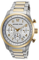 Michael Kors MK8144 Men's Chronograph Stainless Steel and Gold-Tone SS