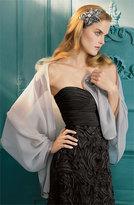 Women's Bernie Of New York Silk Chiffon Wrap