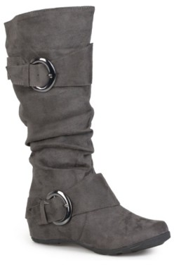 Journee Collection Jester Extra Wide Calf Boot