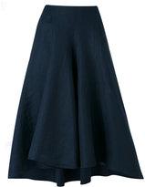 Celine flared skirt