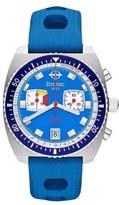Zodiac ZO3007 Blue Sea Dragon Limited Edition Blue Rubber Strap Mens Watch