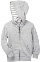 Joe Fresh Kangaroo Pocket Hoodie (Toddler & Little Boys)