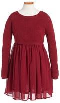 Ella Moss Macie Sweater Dress (Big Girls)