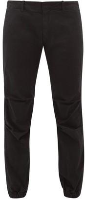 Nili Lotan High-rise Straight-leg Jeans - Womens - Black