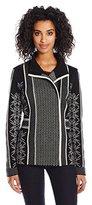 Pendleton Women's Apres-Ski Cardigan Sweater