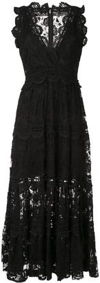 Alexis Havana lace dress