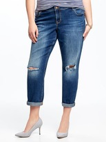 Old Navy Eco-Friendly Boyfriend Skinny Plus-Size Jeans