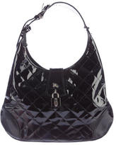 Burberry Quilted Brooke Hobo