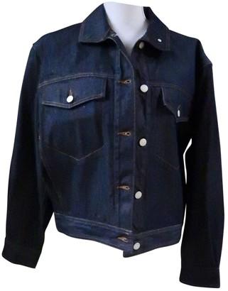 Closed Navy Denim - Jeans Coat for Women