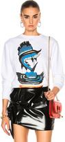 J.W.Anderson Sweatshirt with Marlin