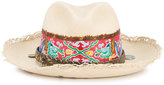 Ibo Maraca Hippie Dragon hat