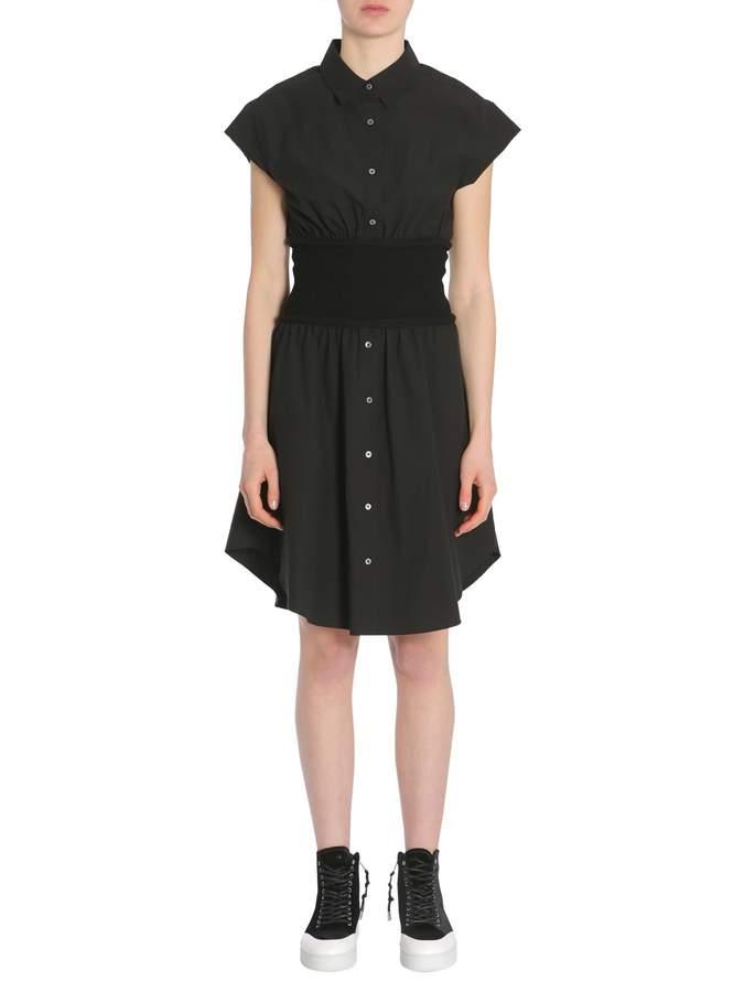 Alexander Wang Cotton Poplin Dress