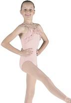 Bloch Pink Ruffle Leotard - Toddler & Girls