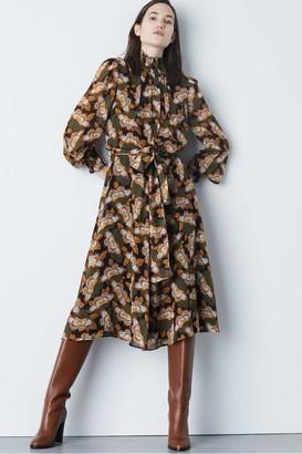 Marella Epopea Print Dress - 12