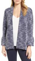 Chaus Bell Cuff Textured Cardigan