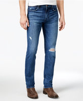 Joe's Jeans Men's Brixton Theron Classic-Fit Stretch Ripped Destroyed Jeans