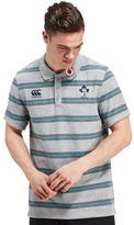 Canterbury of New Zealand Ireland RFU Stripe Polo Shirt
