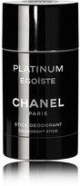Chanel PLATINUM ÉGOÏSTE Deodorant Stick 2 oz.