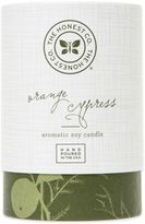 Bed Bath & Beyond Honest Orange Cypress Aromatic Soy Candle