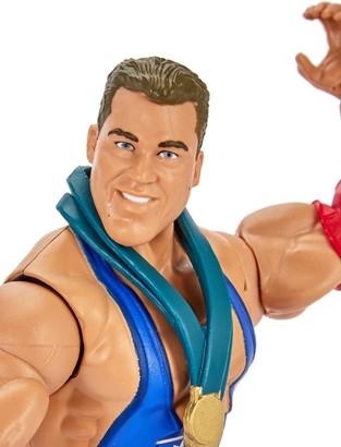 WWE Entrance Greats Elite Figure . Kurt Angle