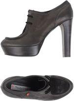 MANILA GRACE DENIM Lace-up shoes