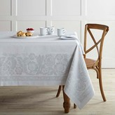 Williams-Sonoma Vintage Floral Jacquard Tablecloth