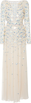 Temperley London Celestial Long Dress